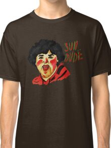 'SUH DUDE' LINE DRAWING NICK COLLETTI Classic T-Shirt