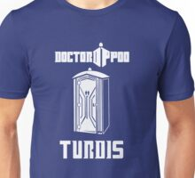 doctor poo the turdis Unisex T-Shirt