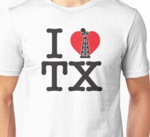 I Drill TX Unisex T-Shirt