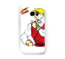 Streetfighter Ken Samsung Galaxy Case/Skin