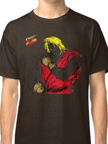 Streetfighter Ken Classic T-Shirt