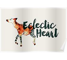 Eclectic Heart Poster