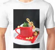 That's Music to My Taste | Soup with Choux Pastry Clef Unisex T-Shirt