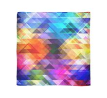 Textural Geometry of Color Scarf