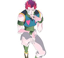 Hisoka Hunter x Hunter by sinyoking
