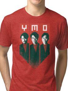 YMO - Propaganda Tri-blend T-Shirt