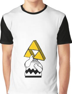 Triforce Heroes Graphic T-Shirt