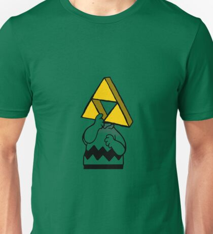 Triforce Heroes Unisex T-Shirt