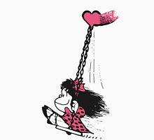Mafalda Free Women's Fitted Scoop T-Shirt