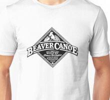 Beaver Canoe Built Unisex T-Shirt