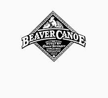 Beaver Canoe Built T-Shirt
