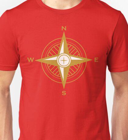 Compas Unisex T-Shirt