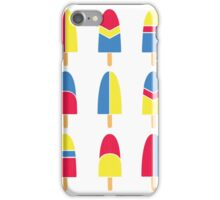 Pops. iPhone Case/Skin