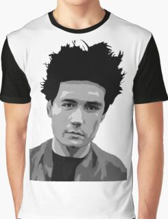 Dan Smith (Bastille) Painting Tee Graphic T-Shirt