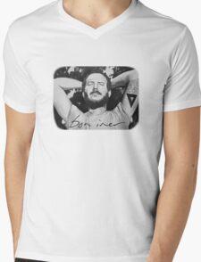 Bon Iver/Justin Vernon Painting Mens V-Neck T-Shirt