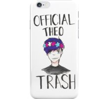 Non-Official Merchandise of Theo Novak   iPhone Case/Skin