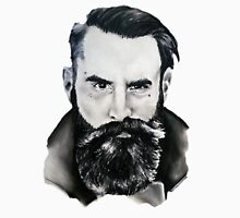 Ricki Hall Chalk Pastel Drawing Unisex T-Shirt