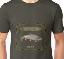 Trout Appreciation Society  Unisex T-Shirt