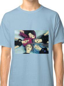 Fine Felt Friends Classic T-Shirt