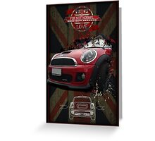 Mini JCW Greeting Card