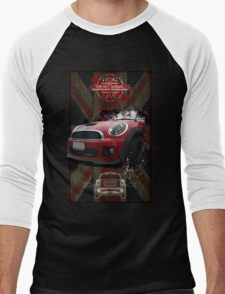 Mini JCW Men's Baseball ¾ T-Shirt