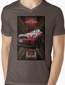 Mini JCW Mens V-Neck T-Shirt