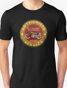 Brough Superior Vintage Motorcycles T-Shirt