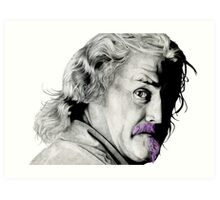 Billy Connolly  Art Print