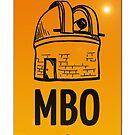 Mount Burnett Observatory Logo (Large) by Mount Burnett Observatory