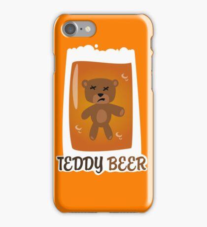 Teddy beer iPhone Case/Skin