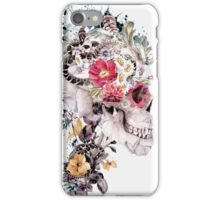 MOMENTO MORI X iPhone Case/Skin
