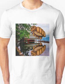A Glimpse of Zen Unisex T-Shirt