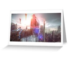 Killzone - ISA Headquarters  Greeting Card