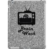 Brainwash Tv iPad Case/Skin