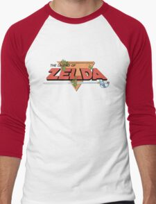 The Legend of Zelda - Classic Logo Men's Baseball ¾ T-Shirt
