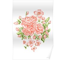 Rococo Wonderland: The Roses Poster