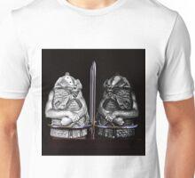 Salt and Pepper Muscle Unisex T-Shirt