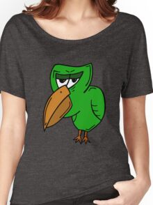 GRUMPY BIRD Women's Relaxed Fit T-Shirt