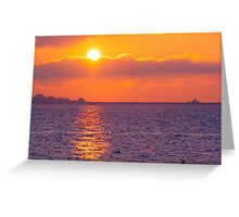 Good Morning Watch Hill Greeting Card