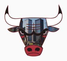 Bulls 3 Kids Clothes