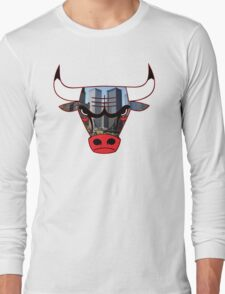 Bulls 3 Long Sleeve T-Shirt