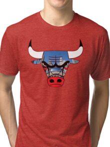 Bulls 5 Tri-blend T-Shirt