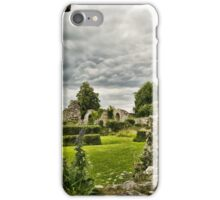 Rain Coming? iPhone Case/Skin