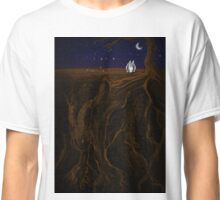 The Earth and The Rabbit Classic T-Shirt