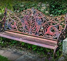 Resting Place by Colin Metcalf