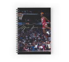 THE LEGEND MICHAEL JORDAN Spiral Notebook
