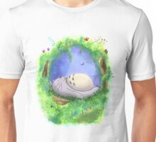 Totoro Sleeping - Studio Ghibli Unisex T-Shirt