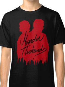 Murder Husbands [Red/Black] Classic T-Shirt