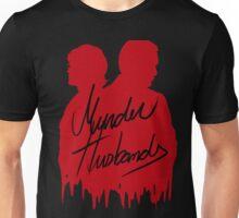 Murder Husbands [Red/Black] Unisex T-Shirt