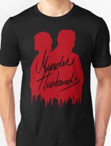 Murder Husbands [Red/Black] T-Shirt